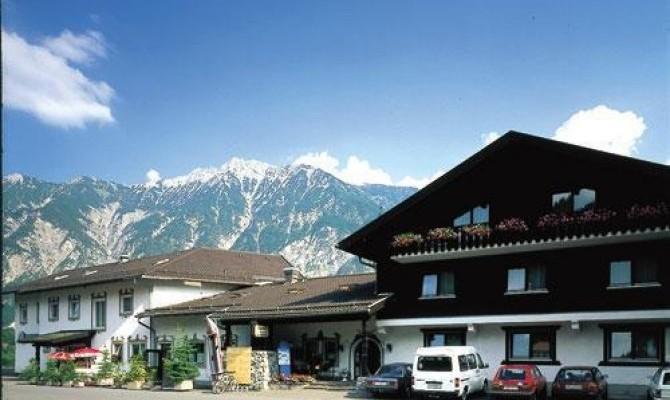 Hotel Alpenhof Oberau