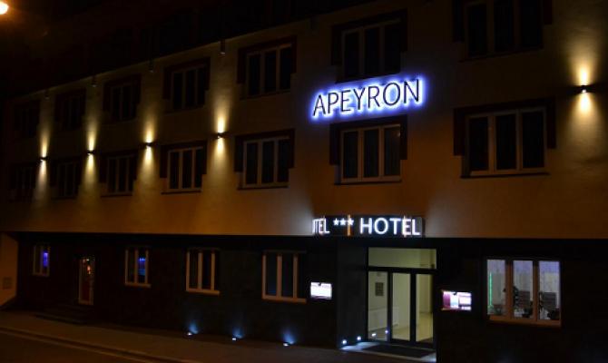 Hotel Apeyron***