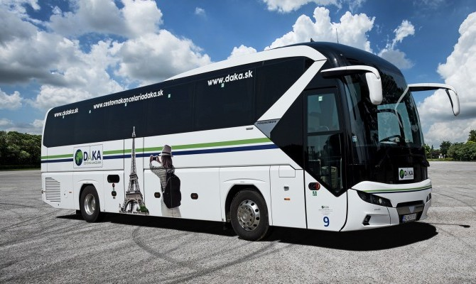 NEOPLAN 49 - DS707GL