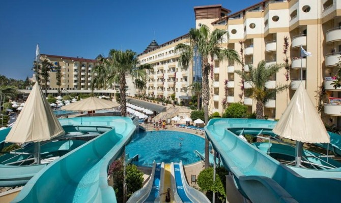 Saphir Hotel ****