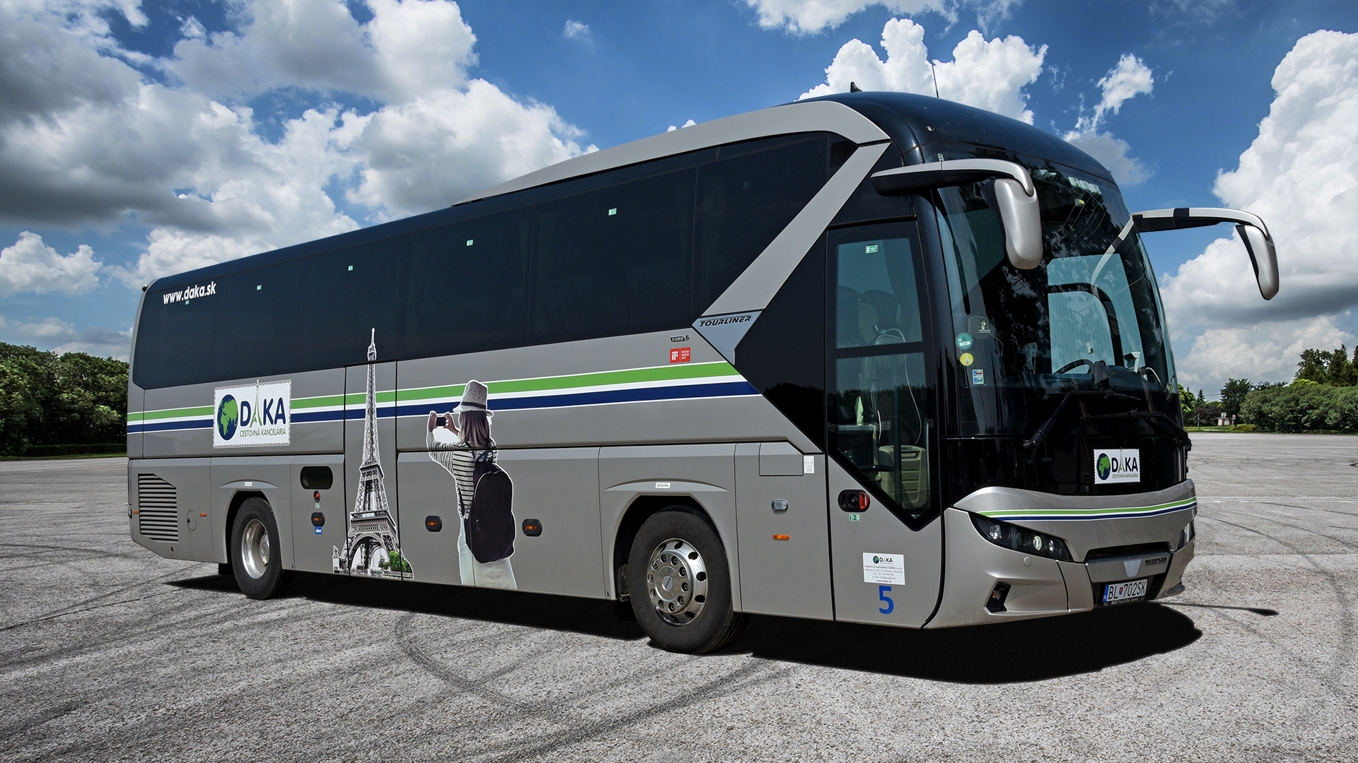 Autobusy CK DAKA